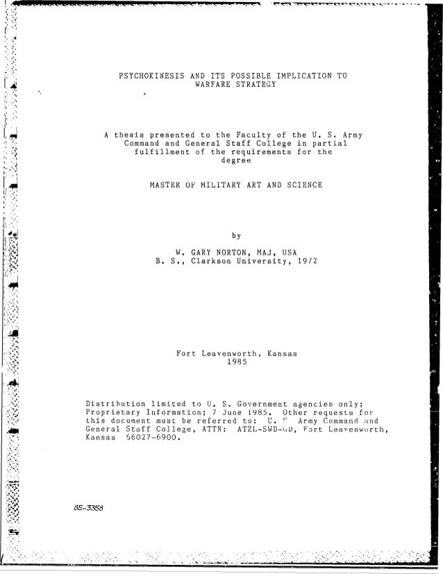 fort leavenworth dissertations Fort leavenworth dissertations in our practice, we have prepared hundreds of different strengths and combinations of estrogen, progesterone and testosterone.
