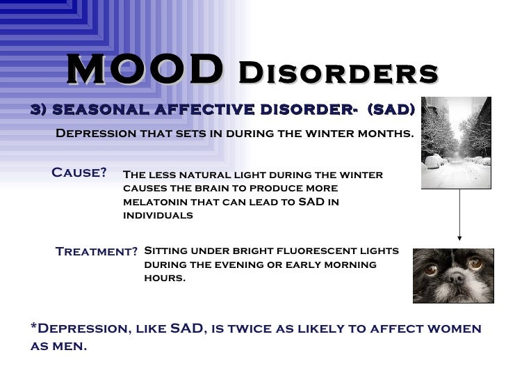 psychology mood disorders Psychological disorders list and directory from the diagnostic and statistical manual of psychological disorders.