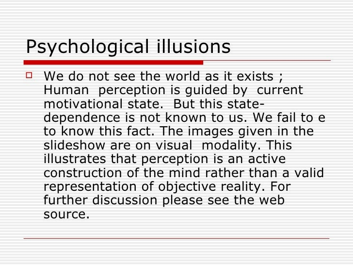 Understanding Perception for Marketing