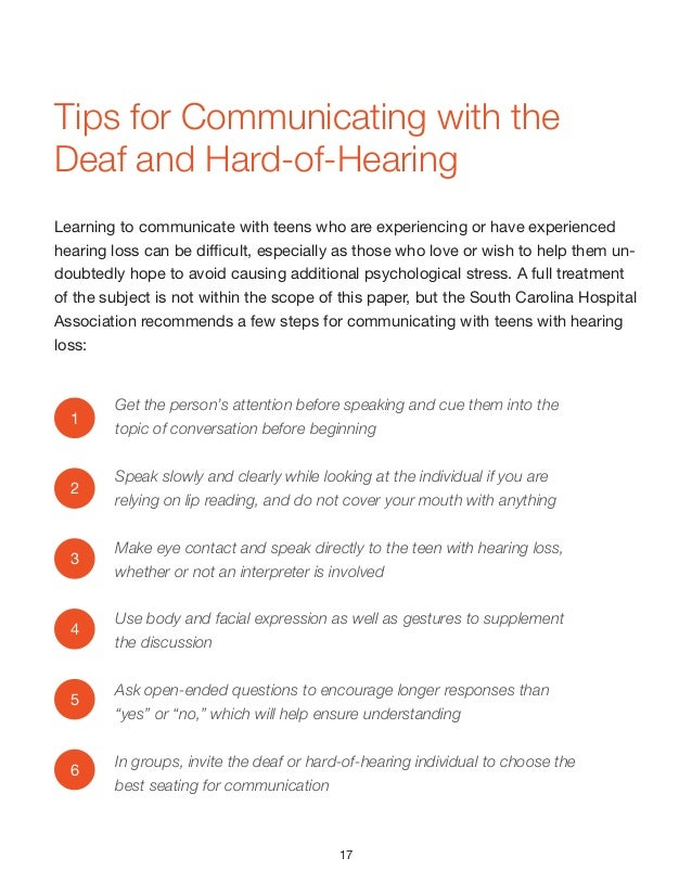 how to avoid hearing loss