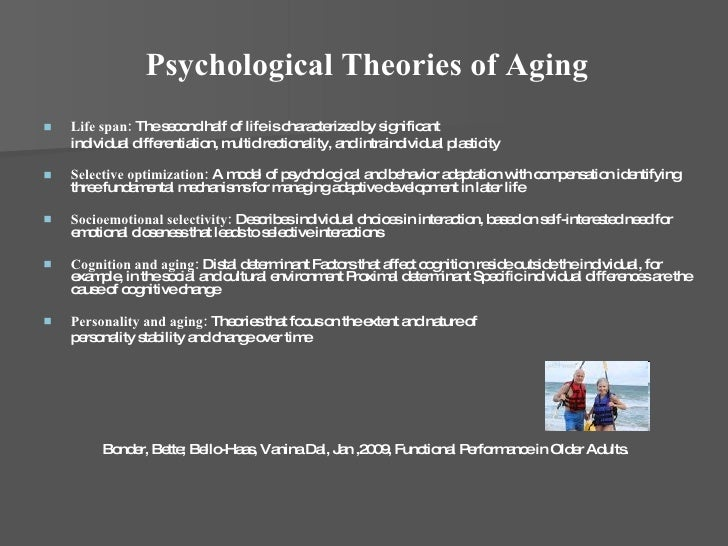 physiology of aging 2 essay Aging skin essay the physiology of aging skin skin is the largest organ of the body the skin assumes several important physiological functions.