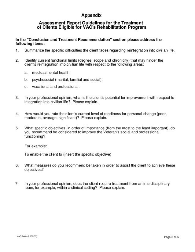 psychological assessment example - Kubre.euforic.co