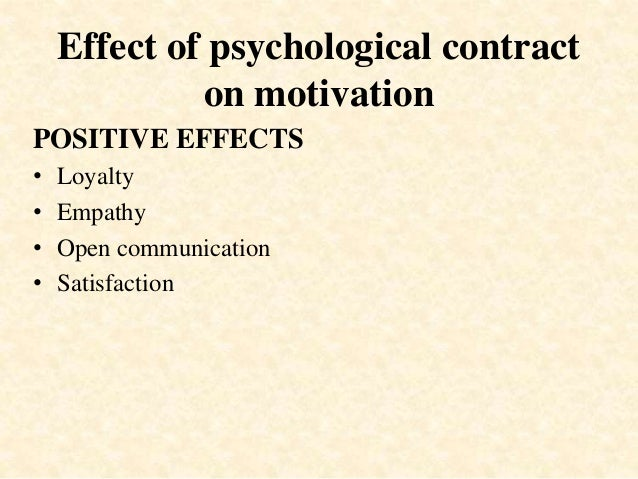 the effect of personality and motivation Motivation is an inner drive that reflects goal-directed arousal  consumers are much less conscious of moods and the effect moods have on marketplace behavior.