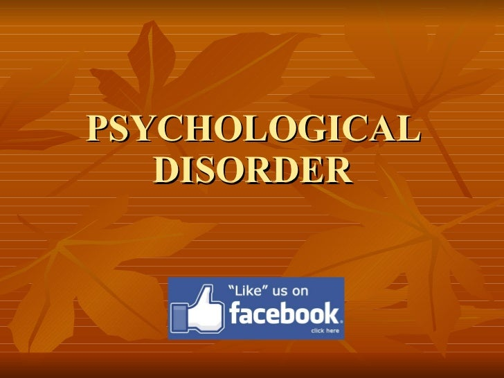 psychological disorder final --the vasrd codes and condition names for some of the mental disorders were   with mental conditions that it is hard to accurately predict what final rating the.