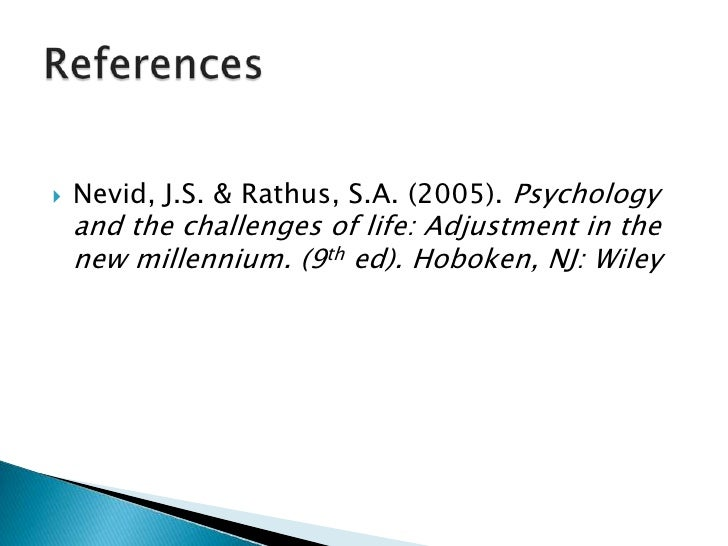 psychological disorders presentation Is it okay if i totally trash your office it's a question elyn saks once asked her  doctor, and it wasn't a joke a legal scholar, in 2007 saks came forward with her.