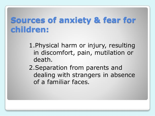 an evaluation of phobias and fear in humans There are two different kinds of phobias, specific phobia and social phobia (also known as social anxiety disorder) a specific phobia is an intense fear of something identifiable, like an object, animal, situation, or place.