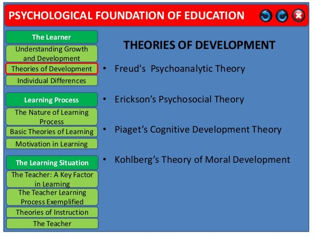 psycho social foundation of education
