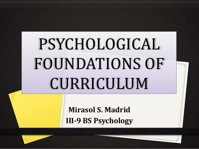 """sociological foundations of curriculum Social foundation of education course wed sept 22 philosophical and historical foundations '"""" the hidden curriculum wed oct 6 sociological and."""