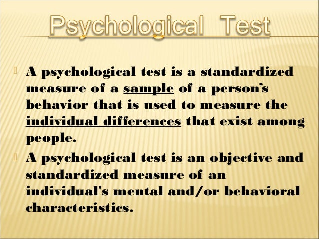 sample psychological test Video on what to expect during the police psychological assessment process police recruiters typically use the minnesota multiphas.