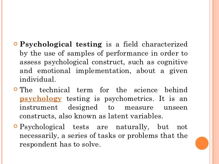 "the use of psychological testing in recruitment Is employment testing legal in a word, ""yes"" however, the ""yes"" must be qualified: employment testing is legal as long as a professionally-developed employment test is administered."