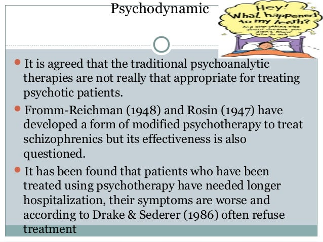 psychological therapies for schizophrenia -a debate between one of the co-authors of the understanding psychosis and schizophrenia report, and two authors whose meta-analysis of cognitive behavioral therapy.