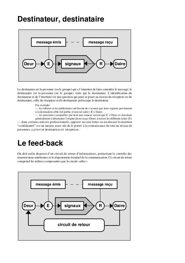 psychologie de la communication Lisez ce psychologie cours et plus de 200 000 autres dissertation psychologie de la communication psychologie de la communication sciences de l'homme.