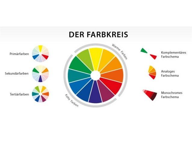 Die psychologische Wirkung von Farben & Farbkombinationen