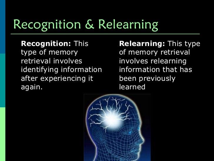 human memory psychology