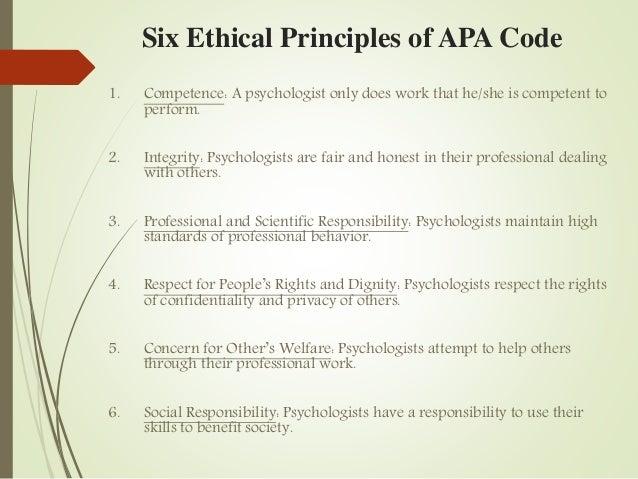 apa code of ethics 2017 citation