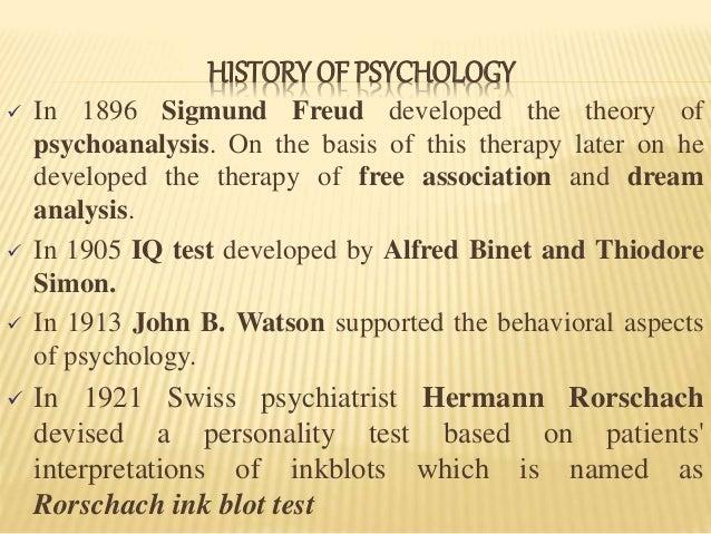 Psychology Slide 3
