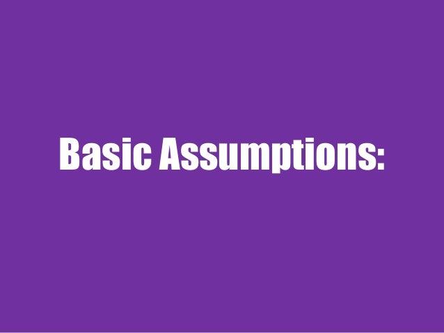 psychology assumptions Title, assumptions of social psychology century psychology series author,  robert e lana publisher, appleton-century-crofts, 1969 original from, the.