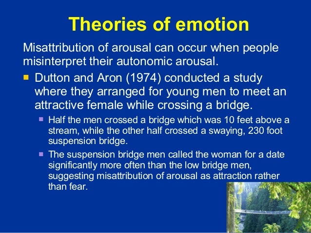 Dutton and Aron, 1974: Bridge Study - brainstuff.org