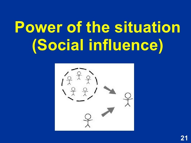 an overview of the influence of society on a person And most people who say religion's influence is waning see this as a bad   among those who think religion has a positive impact on society.