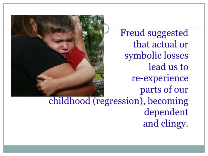 psychodynamic approach to loss and grief Start studying psychodynamic explanation for depression learn  adult you cant deal appropiratly with grief and loss  psychodynamic approach scientific.