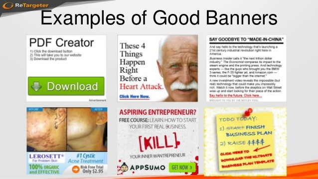 banner examples