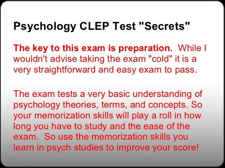5 Little-Known CLEP Study Resources – SpeedyPrep
