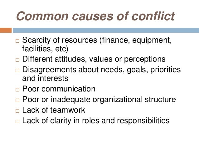 the psychology of interpersonal conflict and conflict resolution Interpersonal conflicts - learn more about psychological and mental health, as  well as on the  attitudes that facilitate resolution.