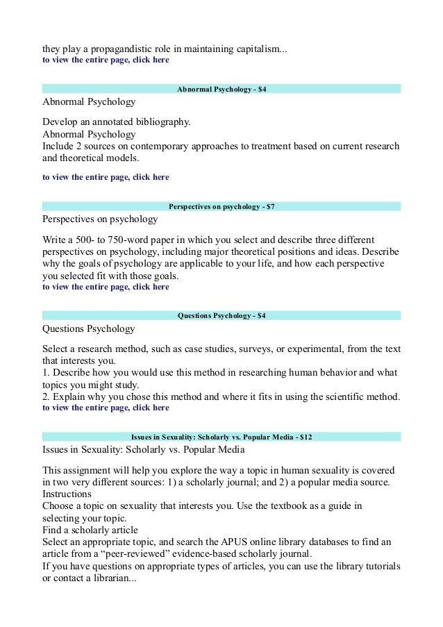 Dissertation on anorexia nervosa