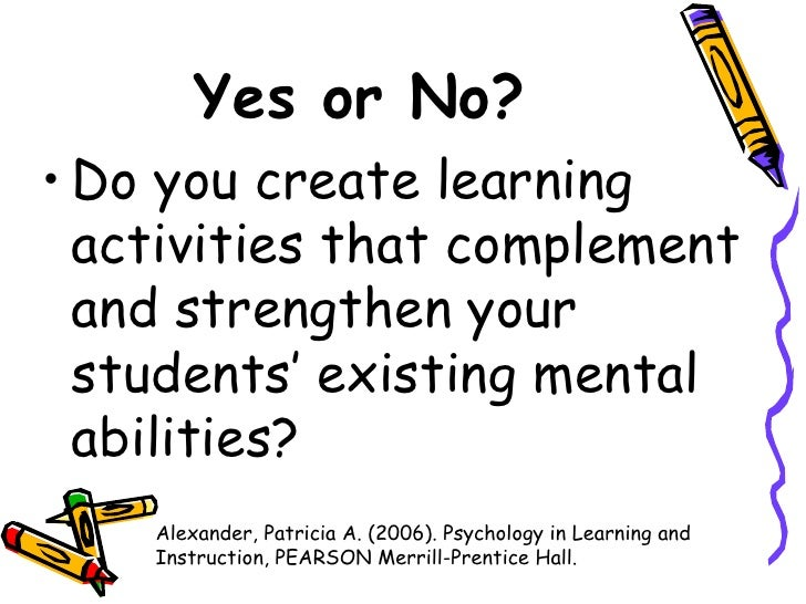 Psychologist that deals with learning