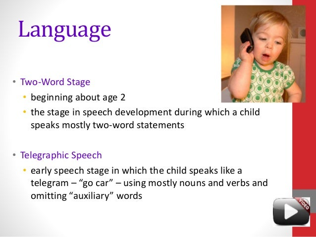 A Simple Guide To Understanding Telegraphic Speech With Examples