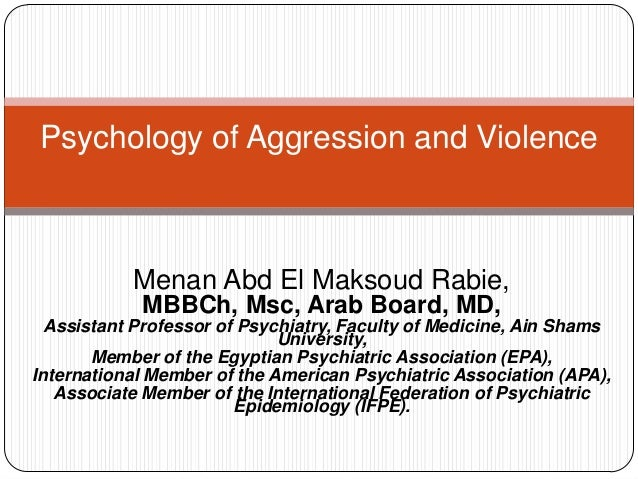 Menan Abd El Maksoud Rabie, MBBCh, Msc, Arab Board, MD, Assistant Professor of Psychiatry, Faculty of Medicine, Ain Shams ...