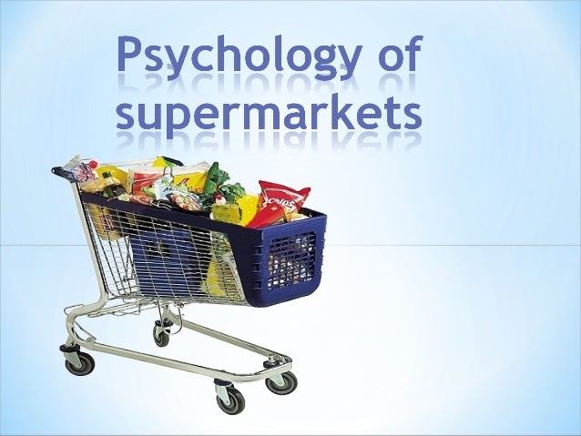 From a consumers point of view, a supermarket is quite simple: put what you want into your trolley and go through the chec...