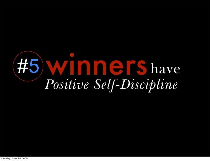 psychology of self discipline pdf