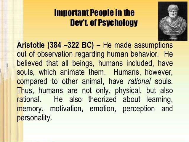 Aristotle Human Behavior Quote Posters: Psychology Unit 1st
