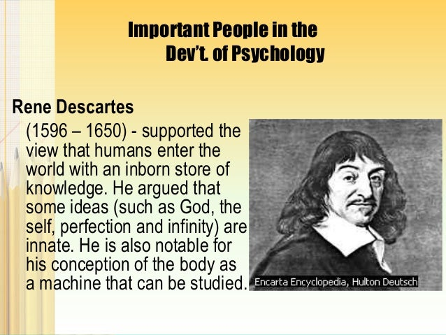 rene descartes view on the perfection of god In his 1644 principles of philosophy, descartes identified freedom with actions  that are not  the supreme perfection of man is that he acts freely or voluntarily,  and it is this which  it is also certain that everything was preordained by god.