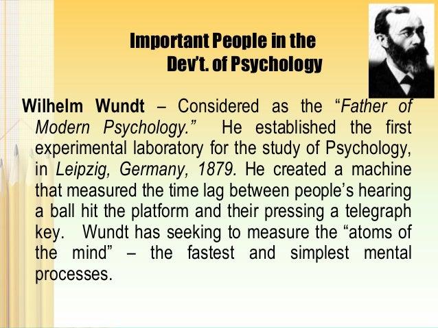 Time Lag Psychology