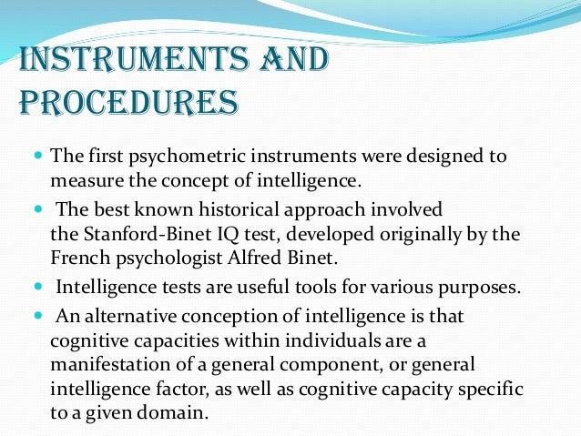psychometrics ppt