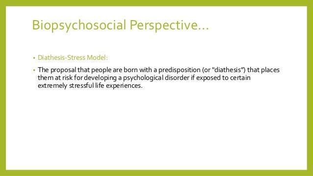 Psychopathology/ Abnormal