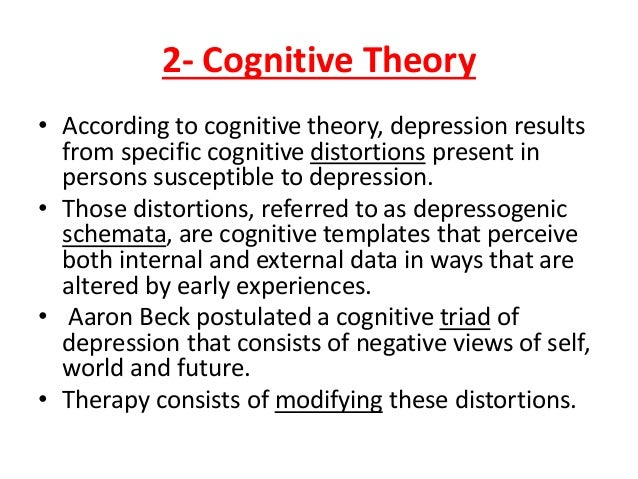 Psychopathology Depression