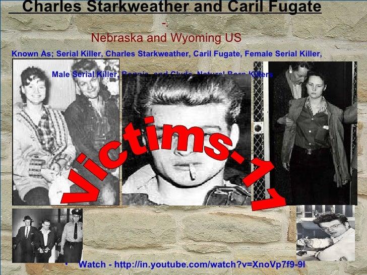 Psycho serial killers