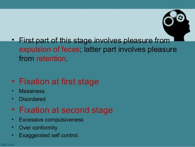 Stages of psychosexual development and fixation