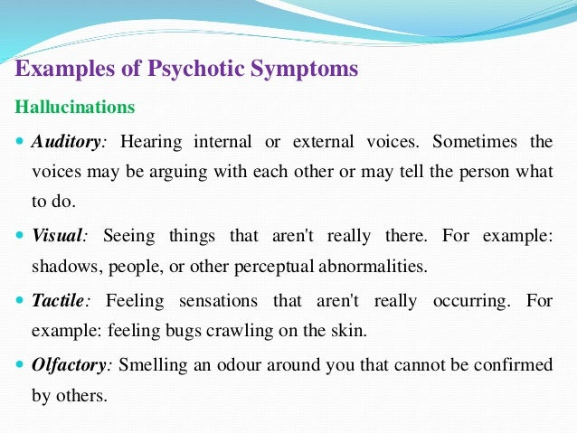 Psychosis Popy