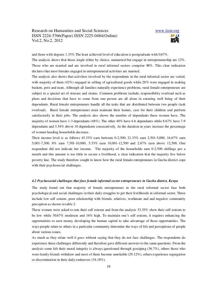 challenges facing entrepreneurs Singaporean journal of business economics, and management studies vol3, no5, 2014 18 challenges facing entrepreneurs in.
