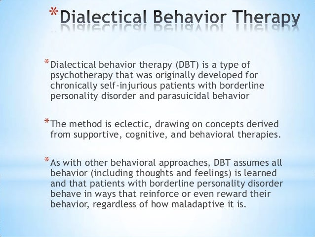 Social cognition in borderline personality disorder