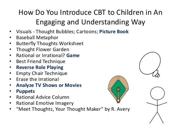 Psychotherapy in children – Cbt Worksheets for Kids