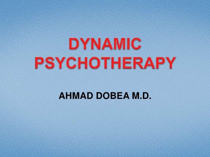 AHMAD DOBEA M.D.