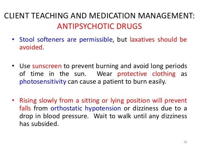 Psychotropic Drugs