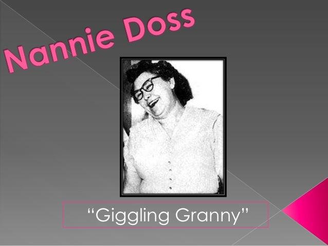 """Giggling Granny"""