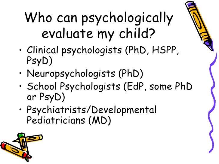 psychological testing 4 essay
