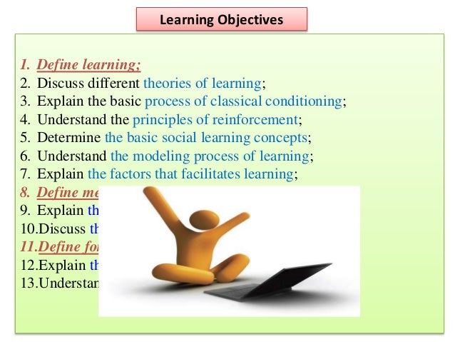 define three different learning perspectives Each perspective has a different definition and is based on different guiding principles and assumptions, but all perspectives look at how people learn, retain and use knowledge to unlock this.